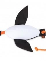 Canvas eenden dummy met vleugels