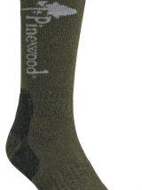 Pinewood Melange sokken