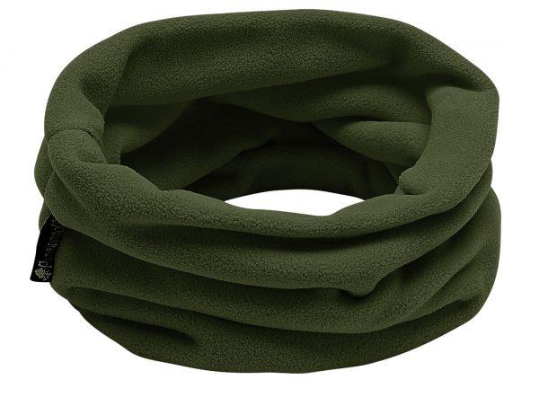 Pinewood fleece kol groen