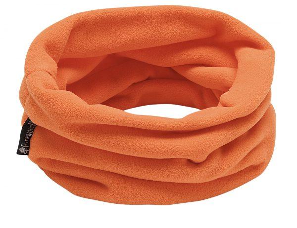 Pinewood fleece kol oranje