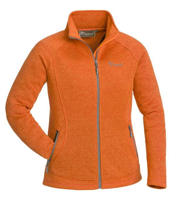 9372-553-womens-fleece-jacket-gabriella-vibrant-orange-melange