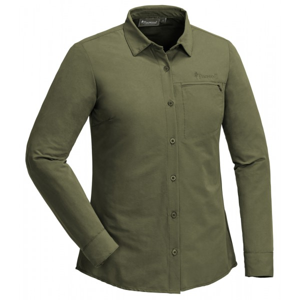 3340-100-1_pinewood-womens-shirt-nambia-travel_green